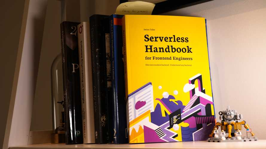 Serverless Handbook on your bookshelf