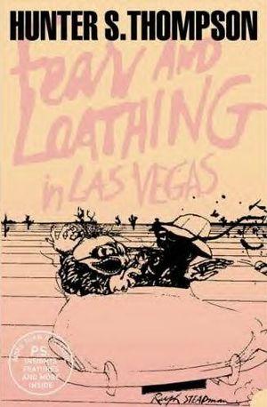 Fear and Loathing in Las Vegas.