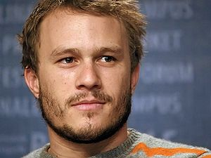 Ledger at the 2006 Berlin International Film F...