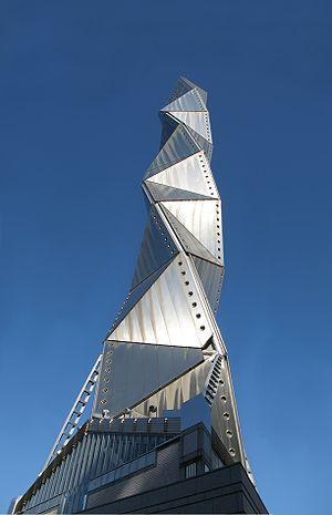 Mito Art Tower by Arata Isozaki