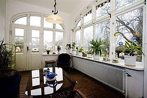 albin brag KVM köping, interior jugend cottage...