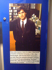 Steve Jobs - Placard