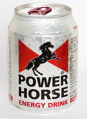 Dose Power Horse Energy Drink