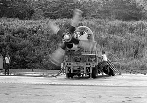 U.S. Marine Corps SSgt. R. McIntosh, an engine...
