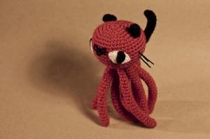 An octocat