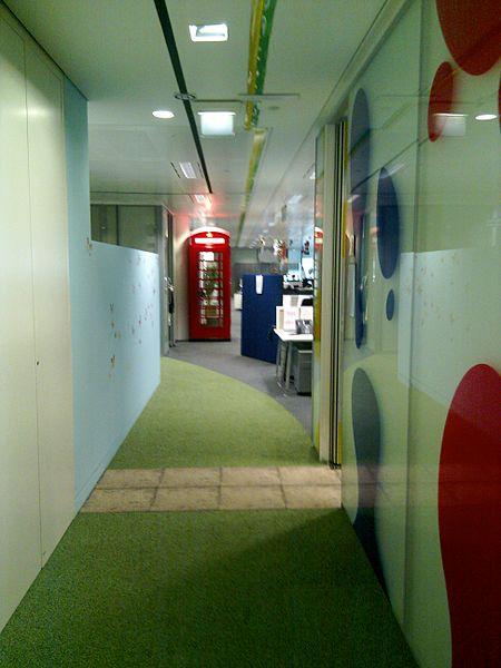 Google London HQ