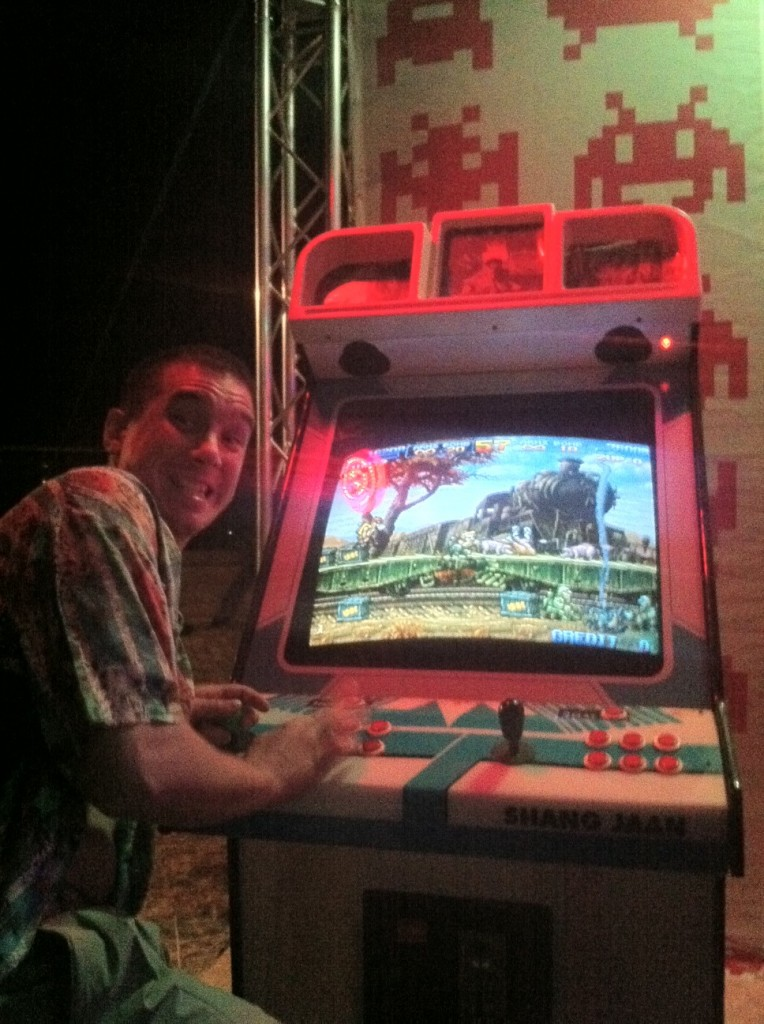 Arcade - the funnest thing at EXIT