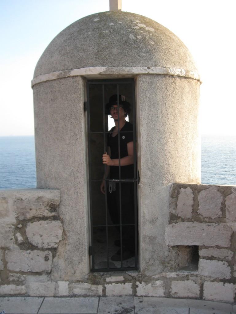 Swizec in jail