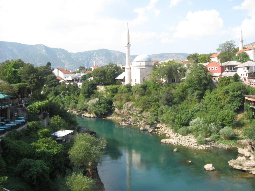 Mostar is full of rockets