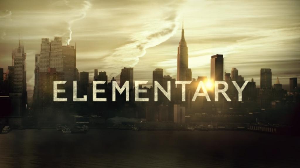 Elementary title scene